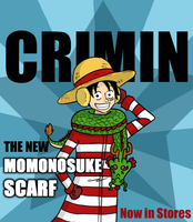 The new Momonosuke Scarf by Usodabada
