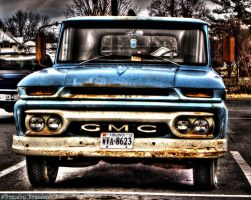 GMC Truck by Stone1980