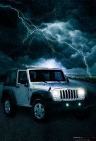 Jeep Wrangler by t-fUs