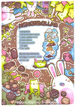 The Crazy Bunny Recipe. by PeterPan-Syndrome
