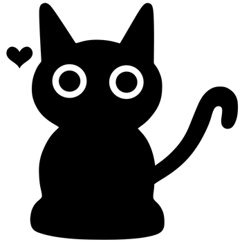 Little Black Cat by Bradtvford