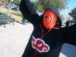 Tobi cosplay-World domination by tobiuchiha777