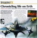 Erth Chronicles at ImagineFX by terminalcondition