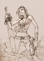 Look I found a Sword Betsy by SalcorID