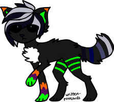 Puppy for Icedragonqueen22 by MPCB