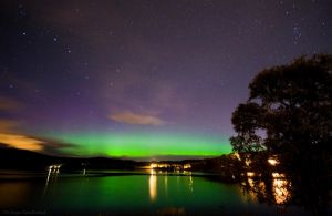 Stars and Northern Lights by Kols