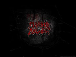 Morbid Angel-Wallpaper by Milky0303
