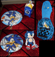 Sonic Collection .:Update 7:. by VeggieMadness