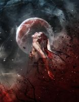 Rise of the Blood Queen by josephcorsentino