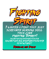 Fighting Spirit TBS by iHustla