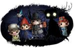 Over The Garden Wall - Chibis by JohnYume