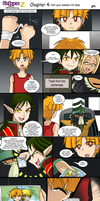 Onlyne Z Chap.4- Not your common rrb team 24 by BiPinkBunny