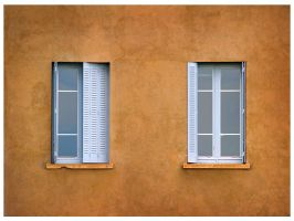 Windows... by Ikabe