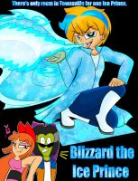 Prince Blizzard by Sweatshirtmaster