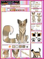 Maggotpaw | male | Plainesclan | apprentice by TheClansOf-TheValley