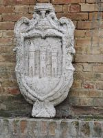 Marble Coat of Arms by morana-stock