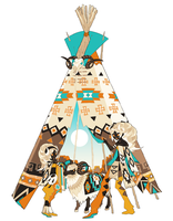 2015 Tipi by edrw