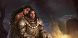 Scheming in the sand a by TheFirstAngel