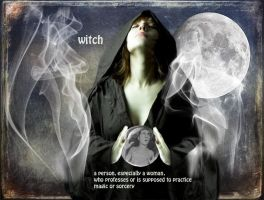 Witch by 3punkins