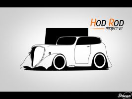 Hot Rod - Project V.1 by MrNexXx