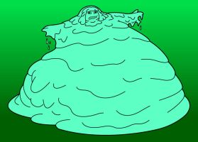 Synthea the...BLOB??? by KingMonster