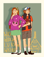 mystery solving pre-teens by astrophrenia