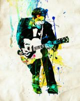 chuck berry by manishmansinh
