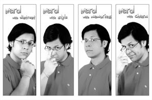 Nerd with... by Dmaghar