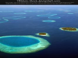 Maldives 1 stock by YBsilon-Stock