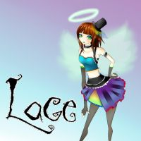 -PSwG OC- Lace_white wing ver_ by Junko-Ishi