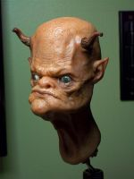 sculpey head 2 by masocha