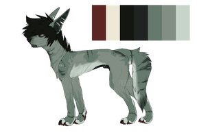 Canine Adopt CLOSED by black-guns
