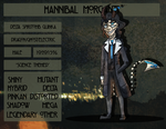 PI: Hannibal Morganti by NebulaFrog