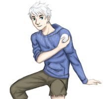 Jack Frost .. again by Lilanjix