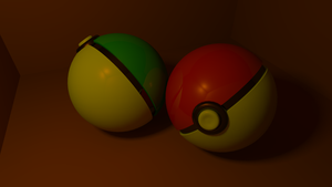 Pokeballs by good29inc