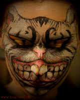 Cheshire Cat by lone-wolf-dk
