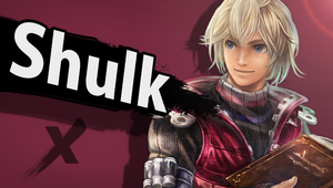 SSB4 - Shulk *CONFIRMED* by mbluebird2
