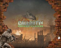 Call of Duty 4 Wallpaper by Crash-Grafix