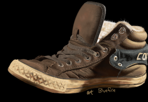 My shoe by Iceprince887