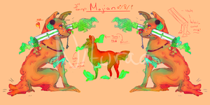 Mojan (Character design auction OPEN) by Nituraa