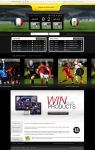 Bet website design - For sale by miko434