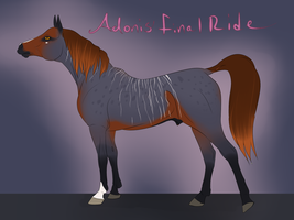 E.F.S: Adonis' Final Ride by Whitelupine