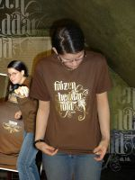 frozen cheddar mold: shirt by serealis