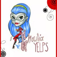Ghoulia Yelps by ai-risa