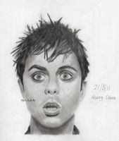 Billie-Joe Armstrong by rj700