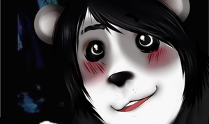 GUys look what I DID TO JEFF THE KILLER XD by RADTEETH