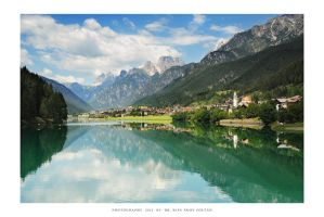 Auronzo, Dolomites by DimensionSeven