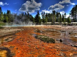 Yellowstone in HDR 8 by draqza