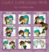 couple expressions meme by Bgm94
