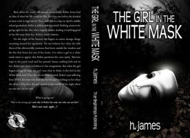 The Girl In The White Mask Book Cover by Miyasia